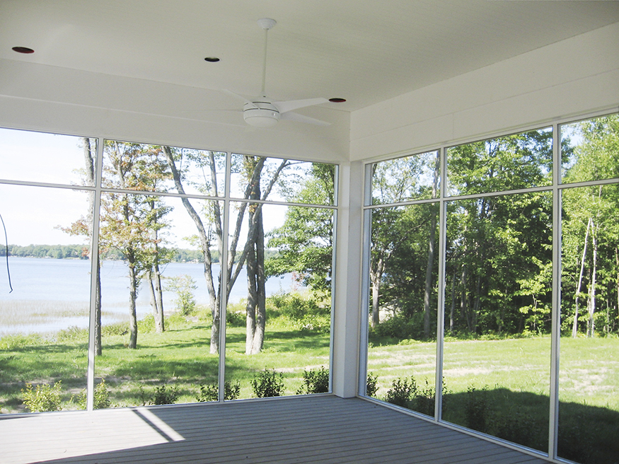 screened porch - Better Living Patio Rooms